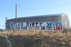 """Banner """"SITLAs"""