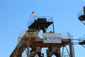 Petroteq Investor scam site